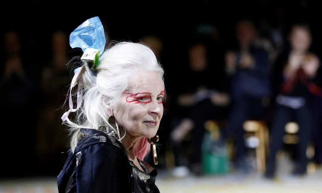 Vivienne Westwood Foto: BENOIT TESSIER / REUTERS