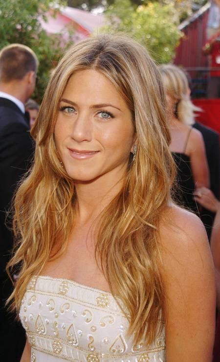 Jennifer Aniston em 2004 Foto: Reprodução