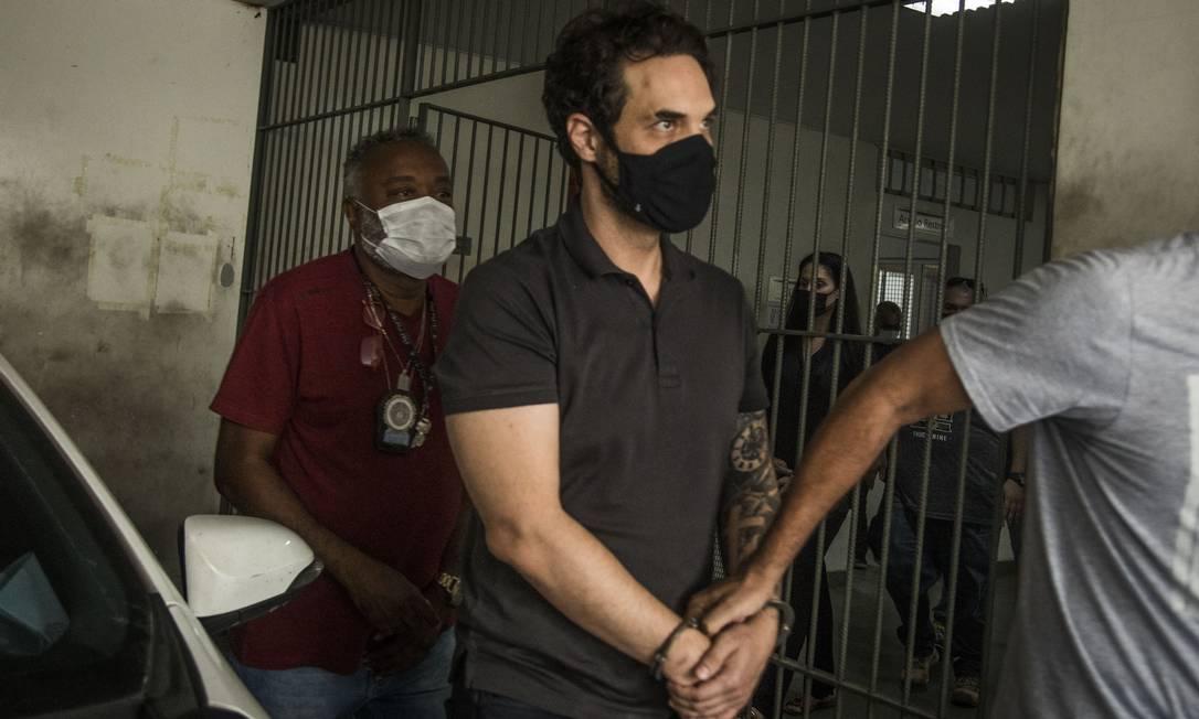 Dr. Jairinho foi preso preventivamente e será indiciado por tortura e homicídio duplamente qualificado Foto: Guito Moreto / Agência O Globo