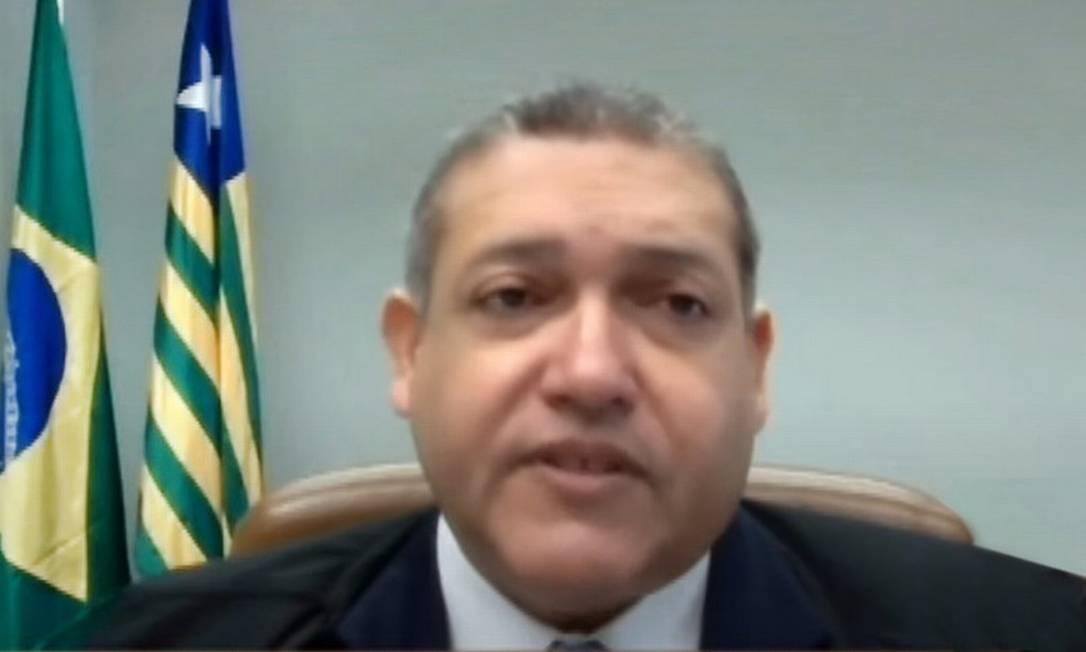 O ministro do STF Nunes Marques Foto: Divulgação