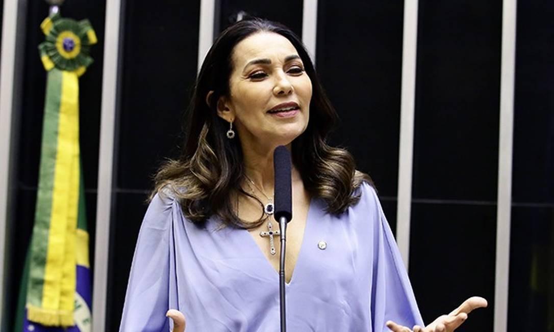 A deputada Margarete Coelho (PL-PI) Foto: Agência Câmara