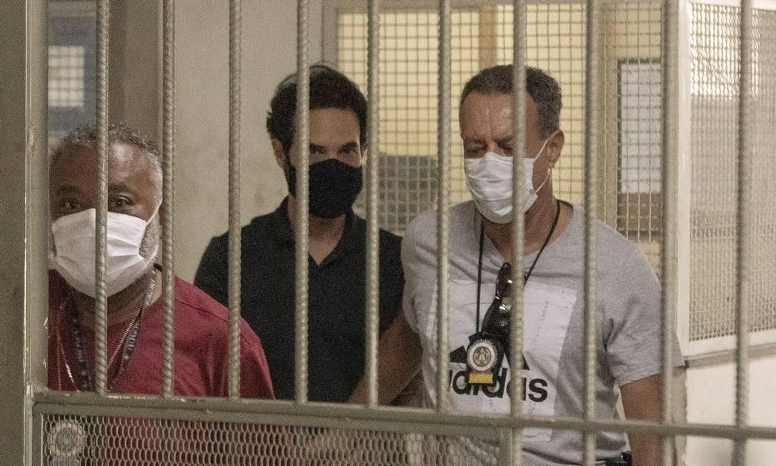 Dr. Jairinho está isolado em Bangu 8 Foto: Carlos Eilas Junior / Fotoarena / Agência O Globo / 08-04-2021