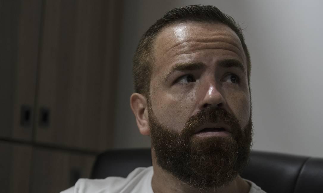 Pai do menino Henry, Leniel Borel revelou detalhes de seu relacionamento com a ex-mulher presa Foto: Alexandre Cassiano / Agência O Globo