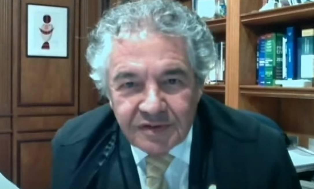 O ministro do STF Marco Aurélio Mello 08/04/2021 Foto: Divulgação