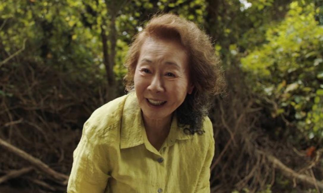 Youn Yuh Jung em cena do filme 'Minari' Foto: Divulgação