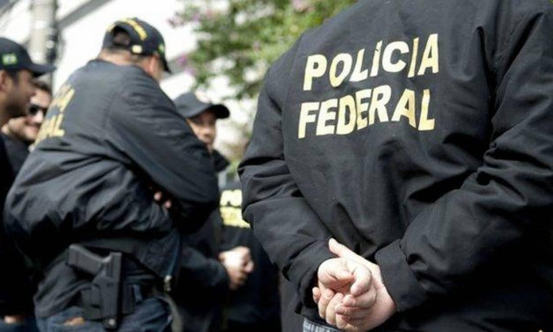 Polícia Federal cumpre mandados em operação Foto: Marcelo Camargo/Agência Brasil