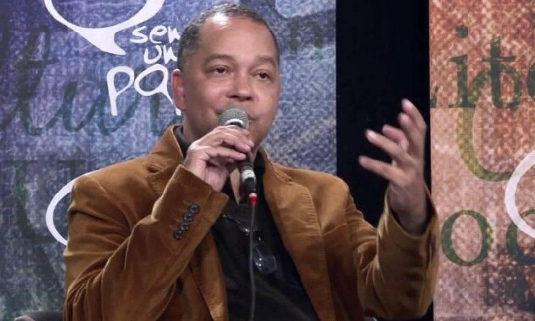 O jornalista Aloy Jupiara: morte pela Covid aos 56 anos Foto: Reprodução