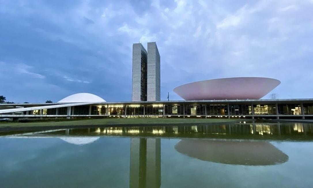 O Congresso Nacional, em Brasília Foto: Divulgação