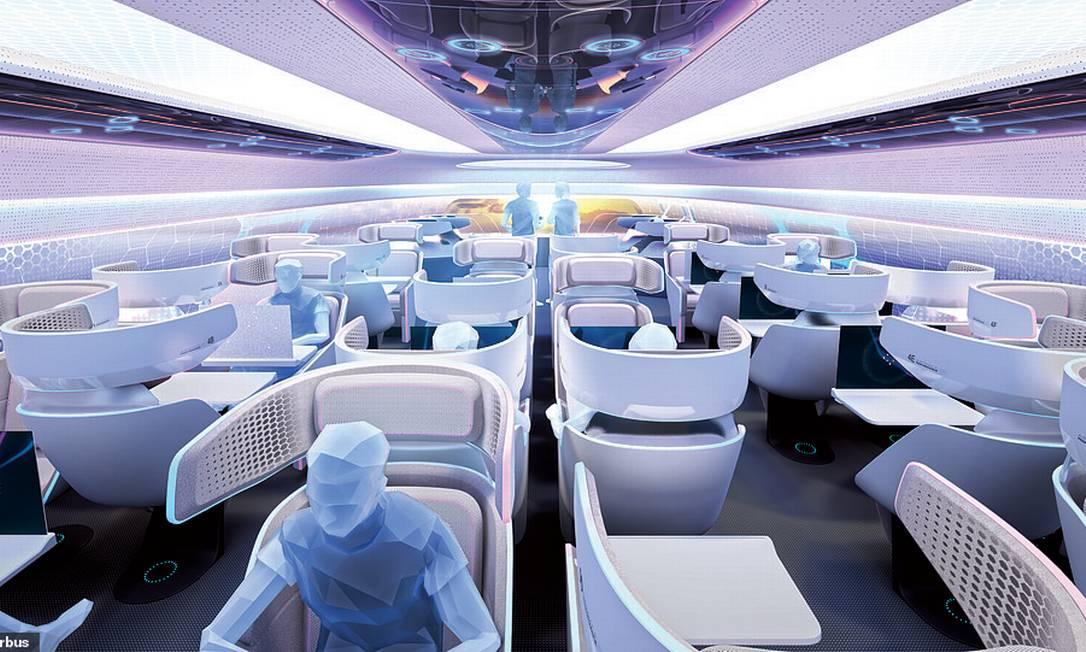 Projeto vencedor do Airbus Foto: Airbus/Divulgação