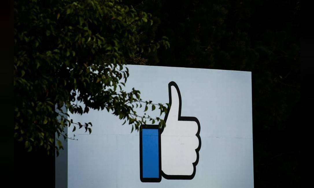 Facebook: experiência servirá para entender melhor se eliminar a contagem de curtidas ajudaria a reduzir a pressão por postagens no Instagram Foto: Reuters