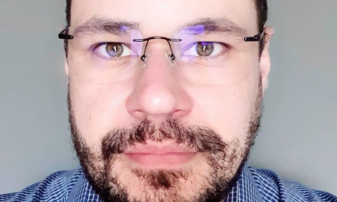 O pesquisador em saúde pública da Fiocruz em Raphael Guimarães Foto: Divulgação