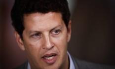 O Ministro do Meio Ambiente Ricardo Salles Foto: Pablo Jacob / Agência O Globo