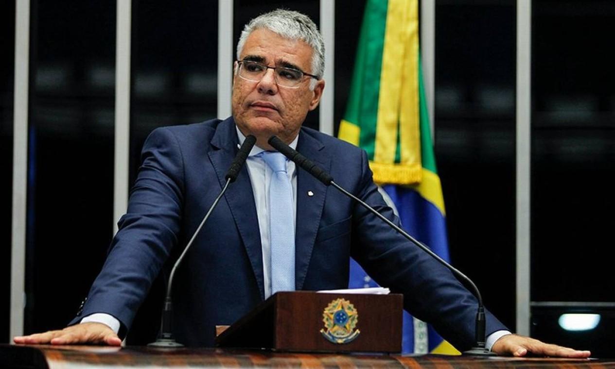 Senador Eduardo Girão (Podemos-CE) integra a ala governista Foto: Divulgação