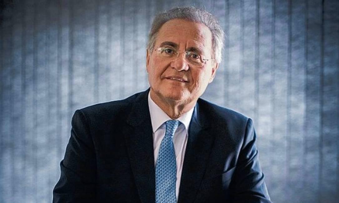 Crítico do governo, Renan era um d os nomes mais temidos pelo Planalto na relatoria da CPI Foto: Agência O Globo