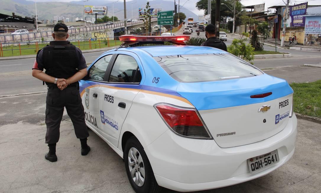 De acordo com a administração estadual, cerca de 378 policiais atuarão na primeira etapa do programa. Foto: Agência O Globo