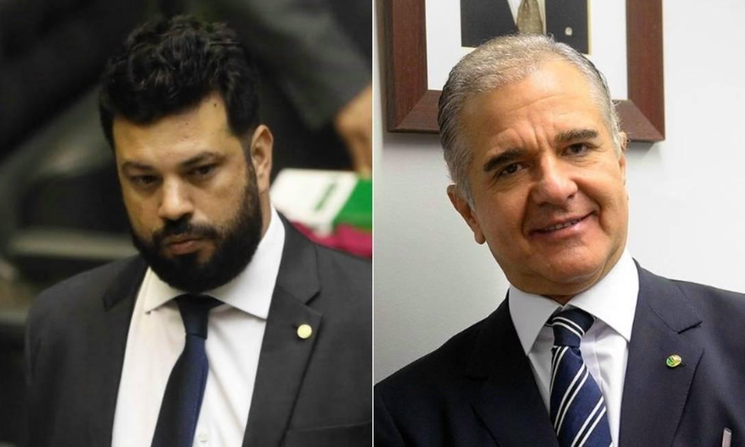Leonardo Picciani e Júlio Lopes Foto: Agência O Globo