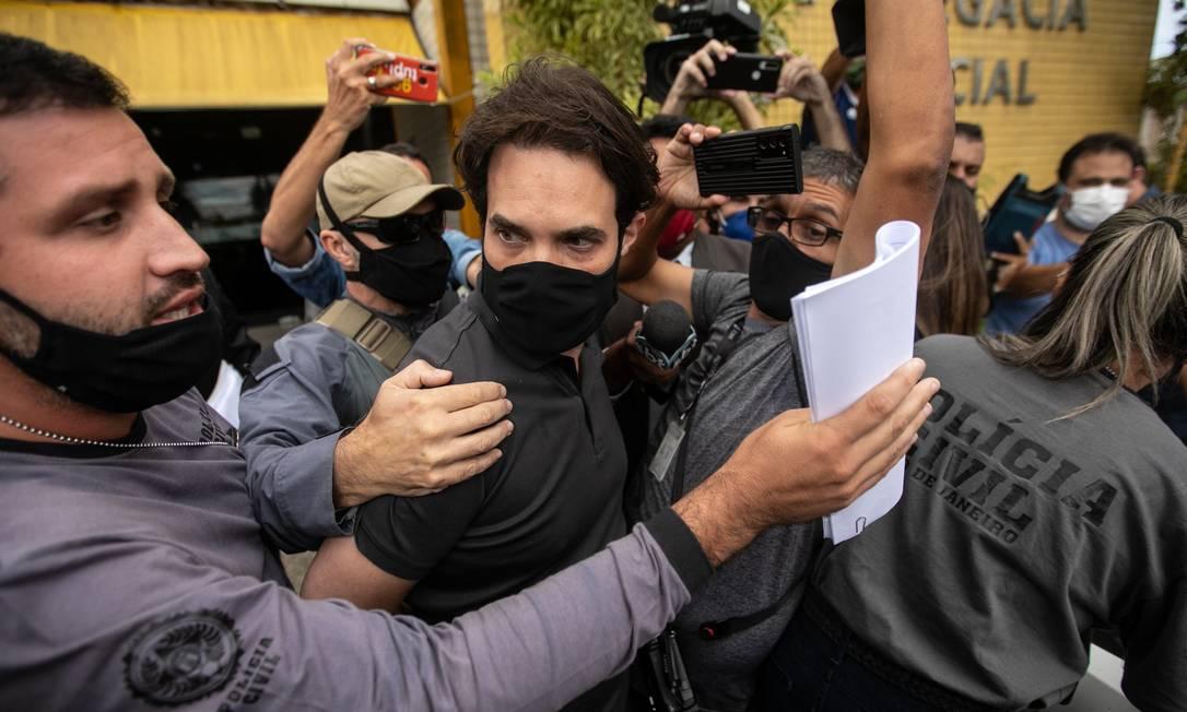 Requerimento à Justiça pede que Jairinho seja suspenso cautelarmente do exercício das funções Foto: Brenno Carvalho / Agencia O Globo