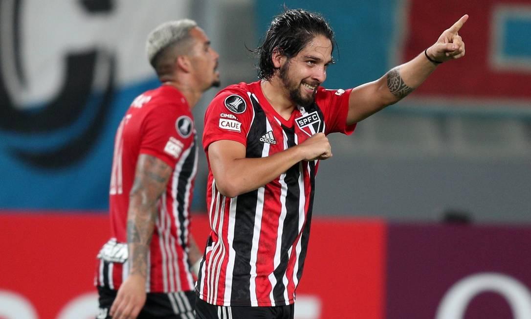 Libertadores: Benítez comanda ótima estreia do São Paulo na competição - Jornal O Globo