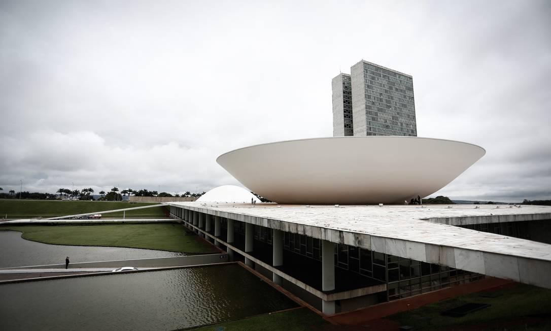 Governo enfrenta dificuldades para avançar com a proposta de reforma administrativa, que está parada no Congresso Foto: Pablo Jacob / Agência O Globo