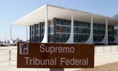 Supremo Tribunal Federal Foto: Reprodução