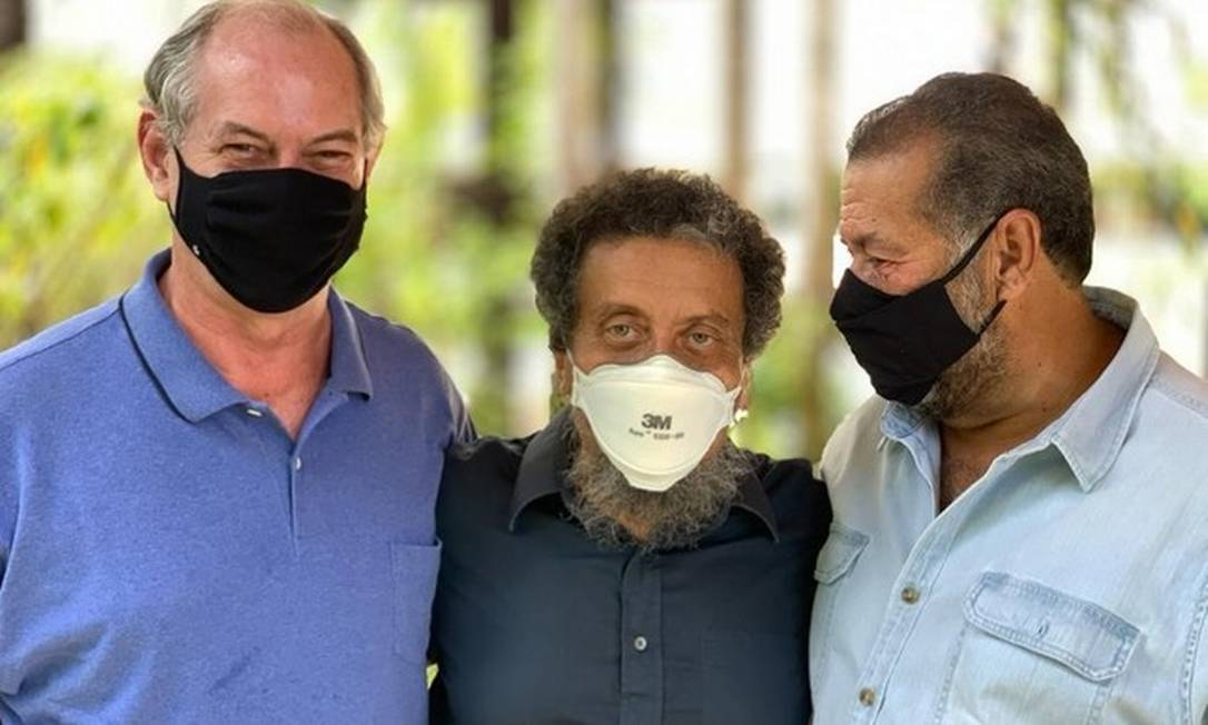 Ex-marqueteiro de Lula, João Santana passa a trabalhar na comunicação do PDT com Ciro Gomes Foto: Reprodução