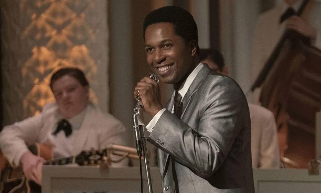"""Melhor ator coadjuvante: O personagem Sam Cooke, de """"Uma noite em Miami"""", rendeu a Leslie Odon Jr. a indicação na categoria Foto: Divulgação/ABKCO Filmes"""