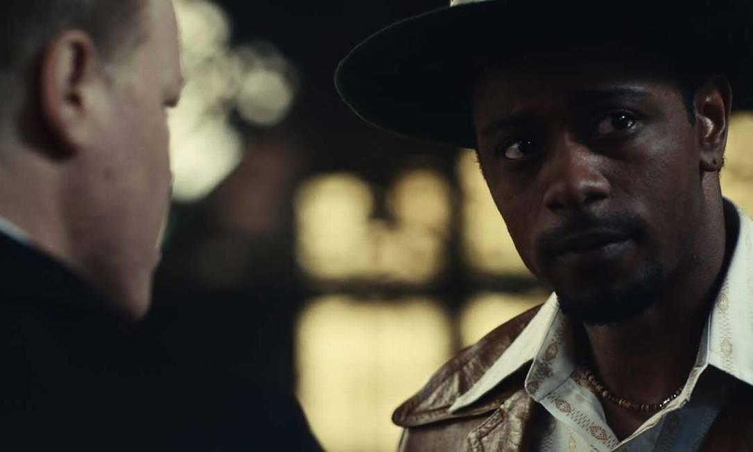 """Melhor ator coadjuvante: Lakeith Stanfield ganhou a indicação por sua atuação com """"Judas e o Messias negro"""" Foto: Divulgação/Warner Bros. France"""