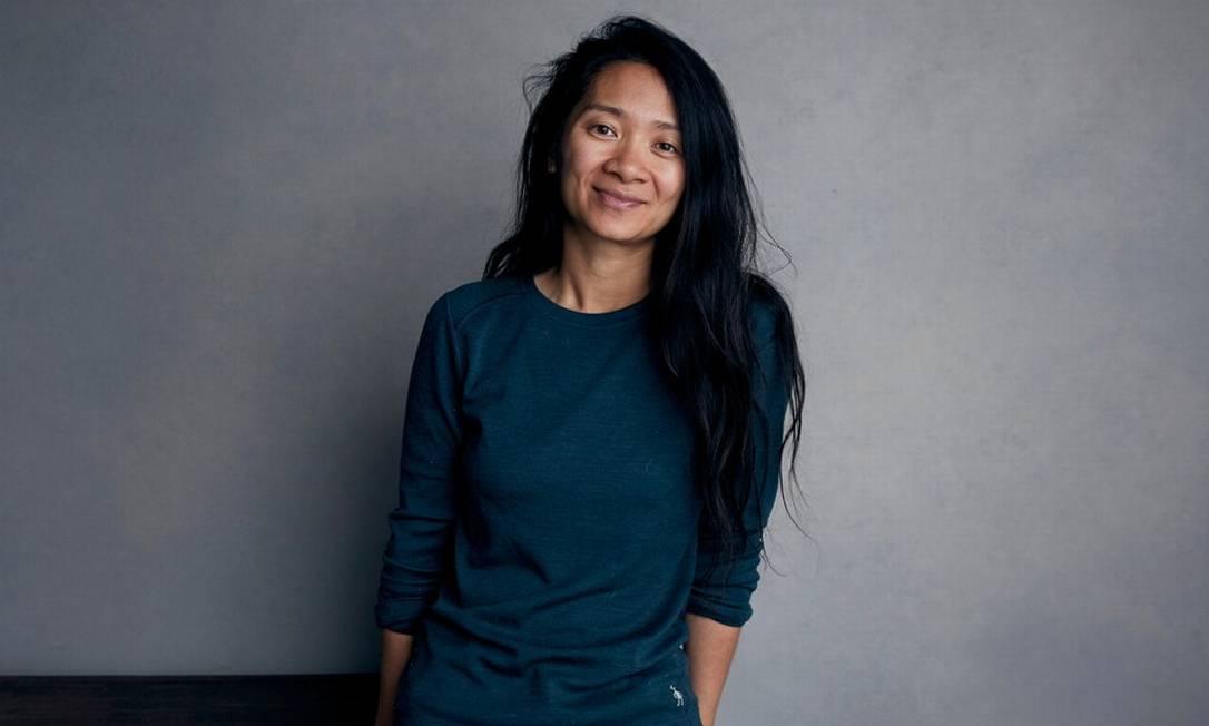 """Melhor direção: Chloé Zhao concorre pelo filme """"Nomadland"""". Foto: Taylor Jewell/Invision/AP"""