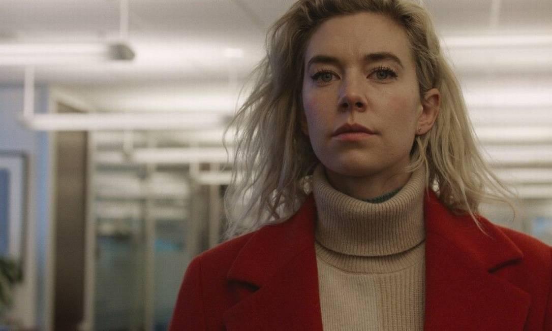 "Melhor Atriz: Vanessa Kirby concorre por seu papel em ""Pieces of a woman"" Foto: Benjamin Loeb/Netflix"