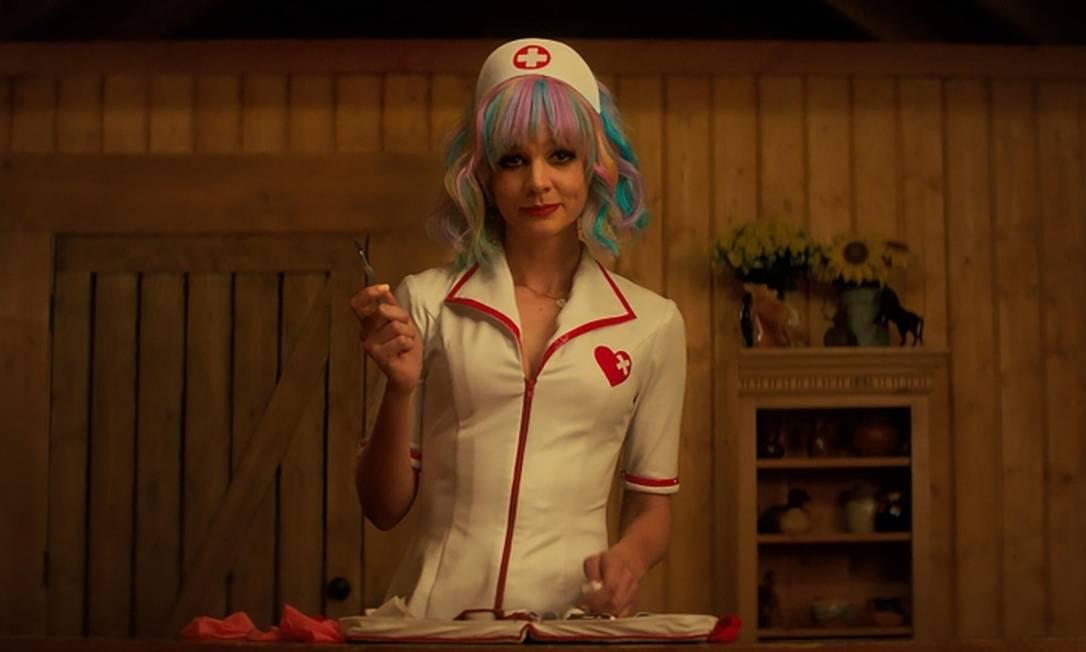 """Melhor atriz: Carey Mulligan, concorre por sua atuação como a protagonista de """"Bela Vingança"""" Foto: Divulgação"""