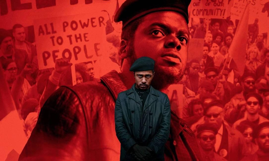 """Melhor Filme: """"Judas e o messias negro"""", William O'Neal se infiltra nos Illinois dos Panteras Negras para reunir informações sobre o presidente Fred Hampton. Foto: Divulgação"""