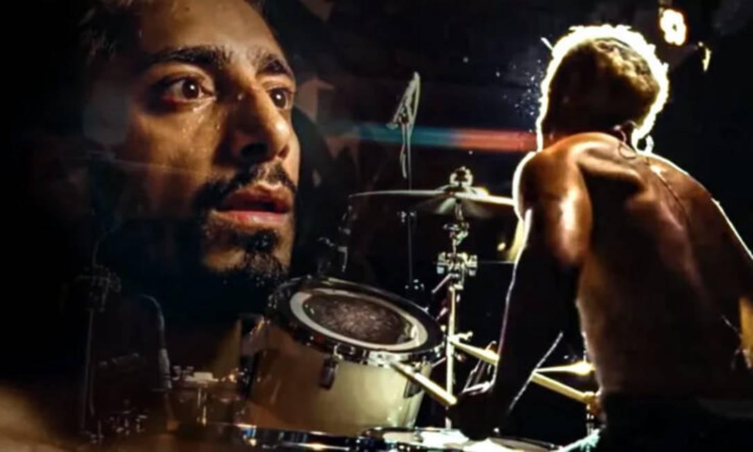 """Melhor Filme: O longa """"O som do silêncio"""" narra a vida de um jovem baterista muda totalmente quando ele percebe que está perdendo a audição. As suas duas grande paixões estão em jogo: a música e a sua namorada, integrante da mesma banda de heavy metal que ele faz parte Foto: Divulgação"""
