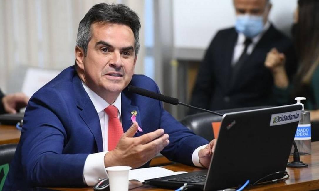 Senador Ciro Nogueira diz julgar importante investigar também Estados e municípios Foto: MARCOS OLIVEIRA/AGÊNCIA SENADO