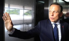 O governador de São Paulo, João Doria (PSDB) Foto: Ailton de Freitas / Agência O Globo