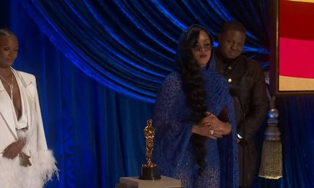 """""""Fight For You"""", de H.E.R, levou a estatueta de Melhor Música para o filme """"Judas e o Messias Negro"""" Foto: Reprodução"""