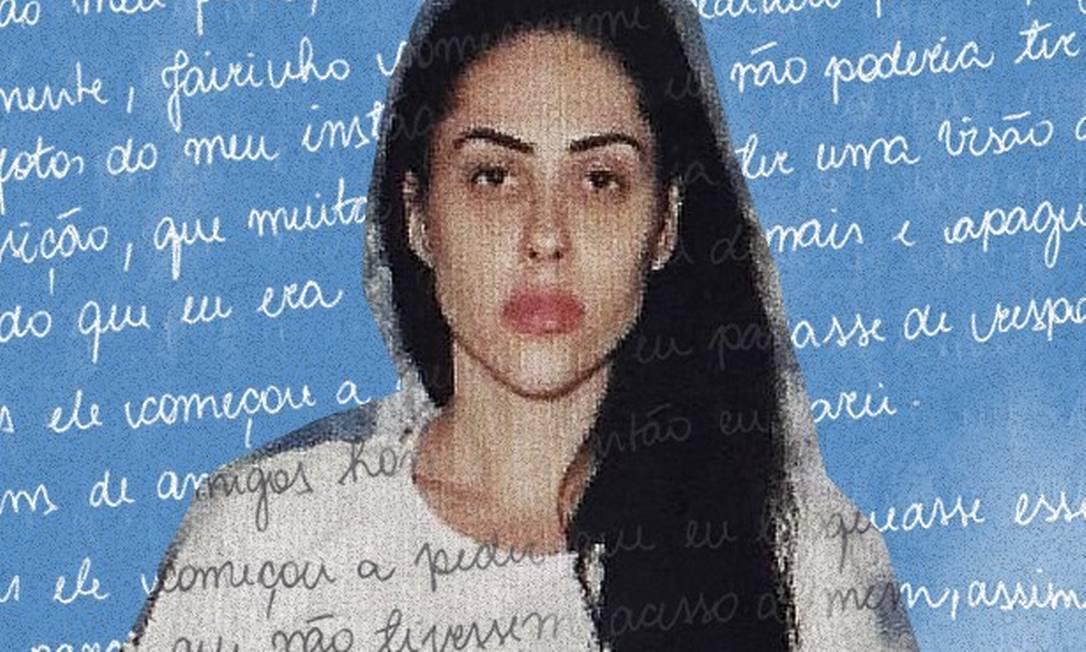 Monique escreveu carta sobre a relação com Jairinho: 'humilhações e violência' Foto: Reprodução