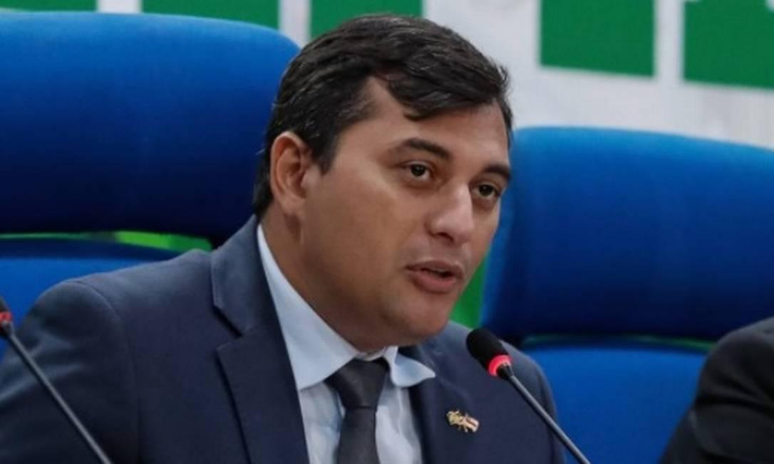 Wilson Lima, governador do Amazonas, é denunciado pela PGR Foto: Divulgação