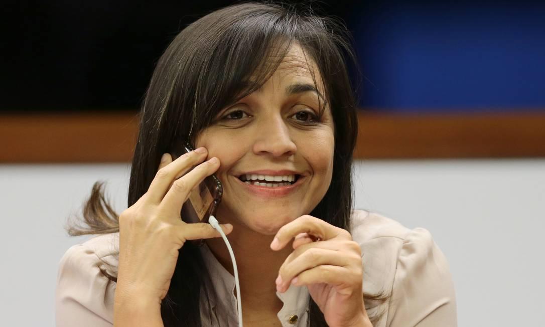 Senadora Eliziane Gama (Cidadania-MA) Foto: Jorge William / Agência O Globo