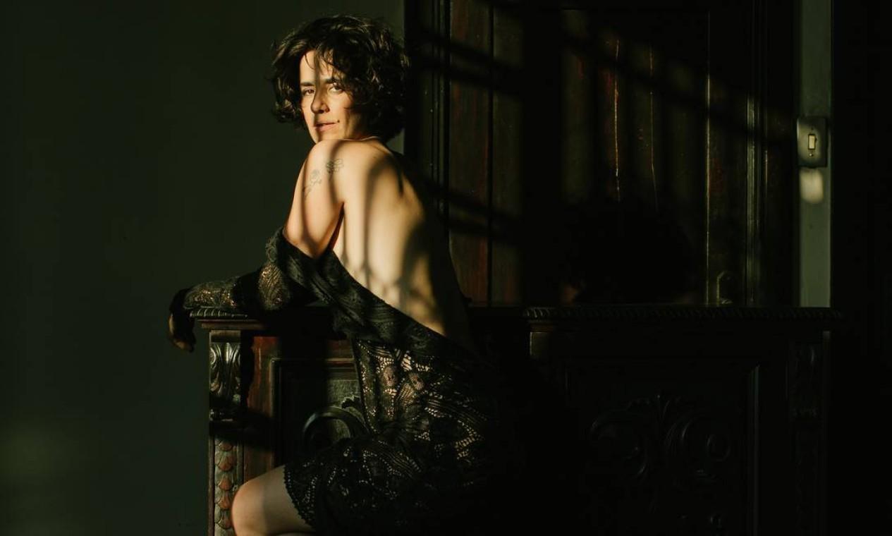 Mariana Lima pelas lentes de Jorge Bispo Foto: Jorge Bispo /