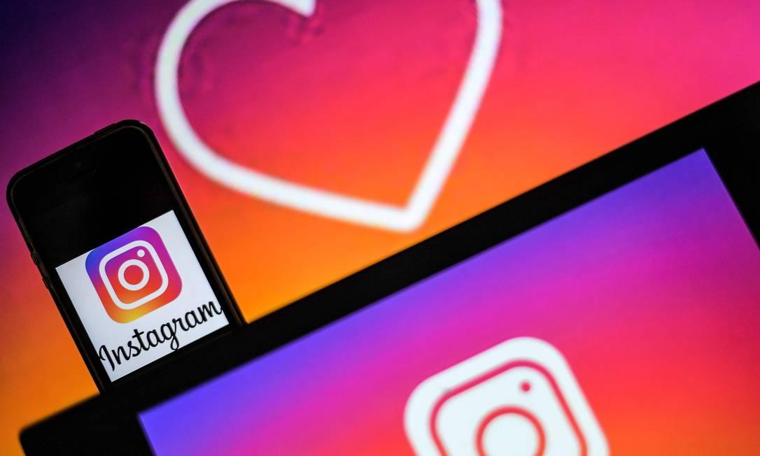 Instagram vai começar a oferecer a opção de desligar o vídeo e o áudio durante as transmissões ao vivo. Foto: LOIC VENANCE / AFP