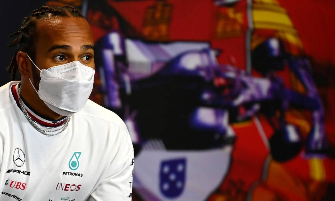 8º - Lewis Hamilton(piloto de Fórmula-1): US$ 82 milhões Foto: POOL / REUTERS