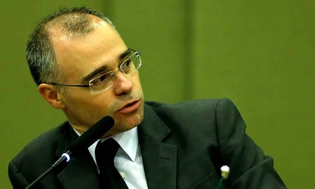 André Luiz de Almeida Mendonça Foto: Jorge William / Agência O Globo