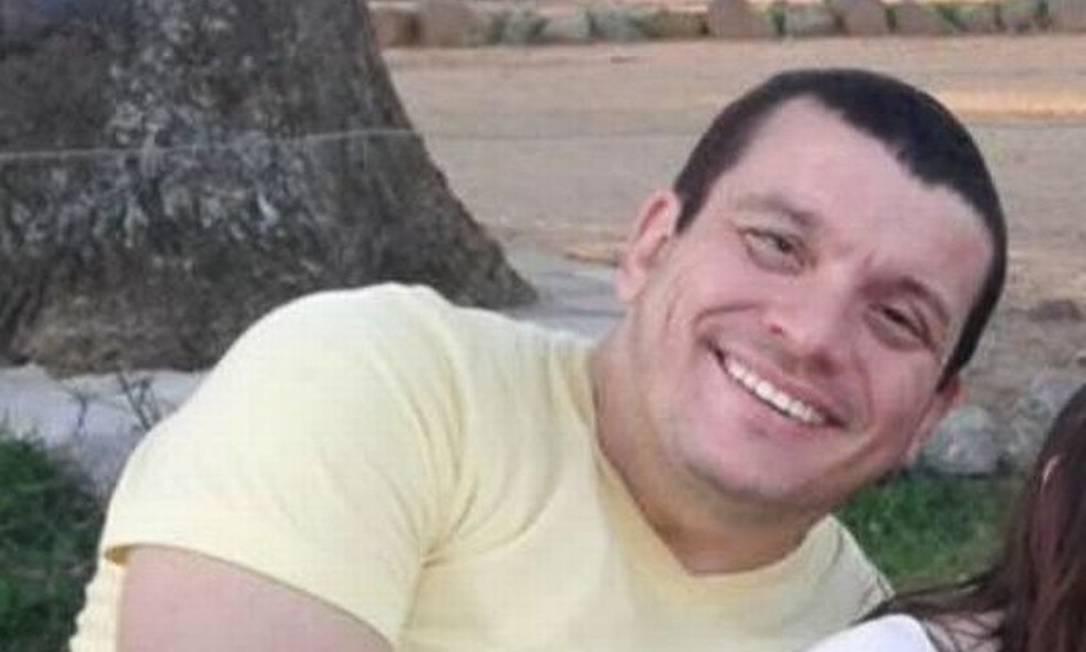 João Paulo Sampaio dos Reis, de 47 anos, morreu em um acidente no Morro do Moreno Foto: Reproduço