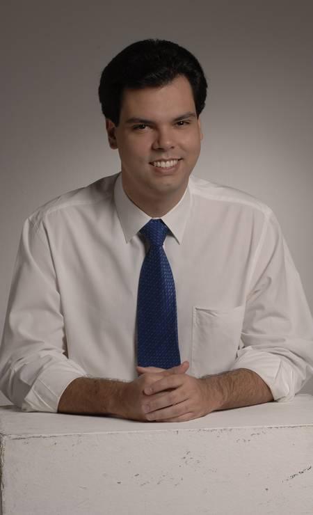 Foto da campanha de 2006 para deputado estadual, primeiro cargo eletivo de sua carreira política Foto: Divulgação