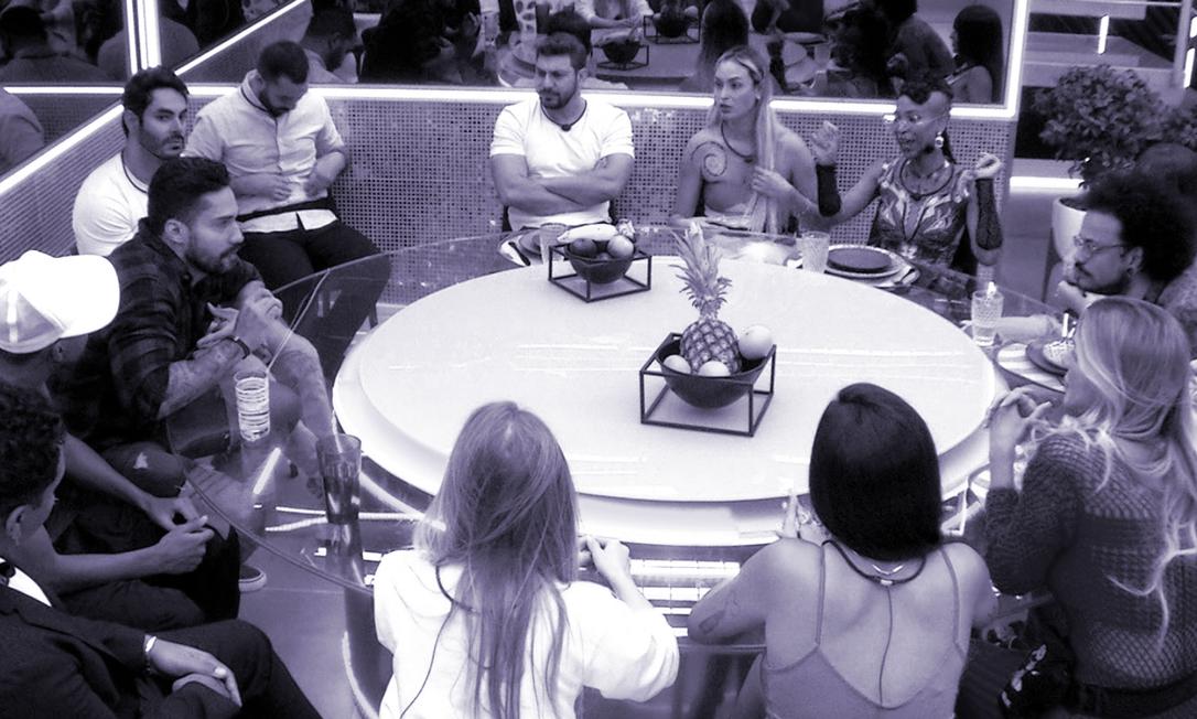 BBB 21 acaba nesta terça-feira (4). Prêmio é disputado por Camilla de Lucas, Fiuk e Juliette Freire Foto: Reprodução/TV Globo