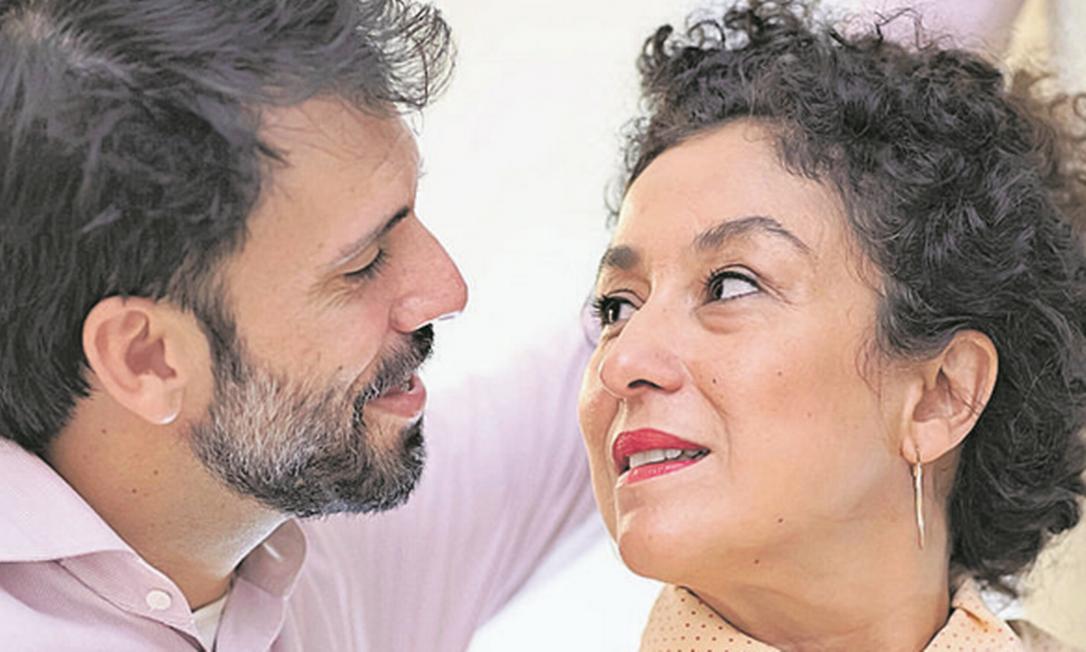 Cena. Leandro Baumgratz e Raquel Rocha atuam num dos episódios Foto: divulgação/alyrio traczenko