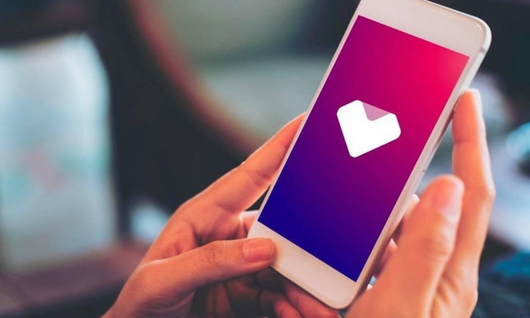 O aplicativo de pagamentos via celular Ame Digital Foto: Divulgação