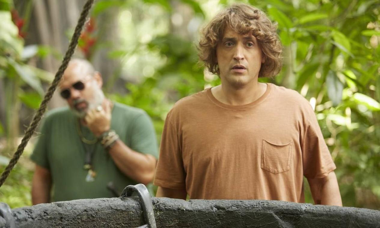 'Além da ilha', série disponível no Globoplay. Foto: Divulgação