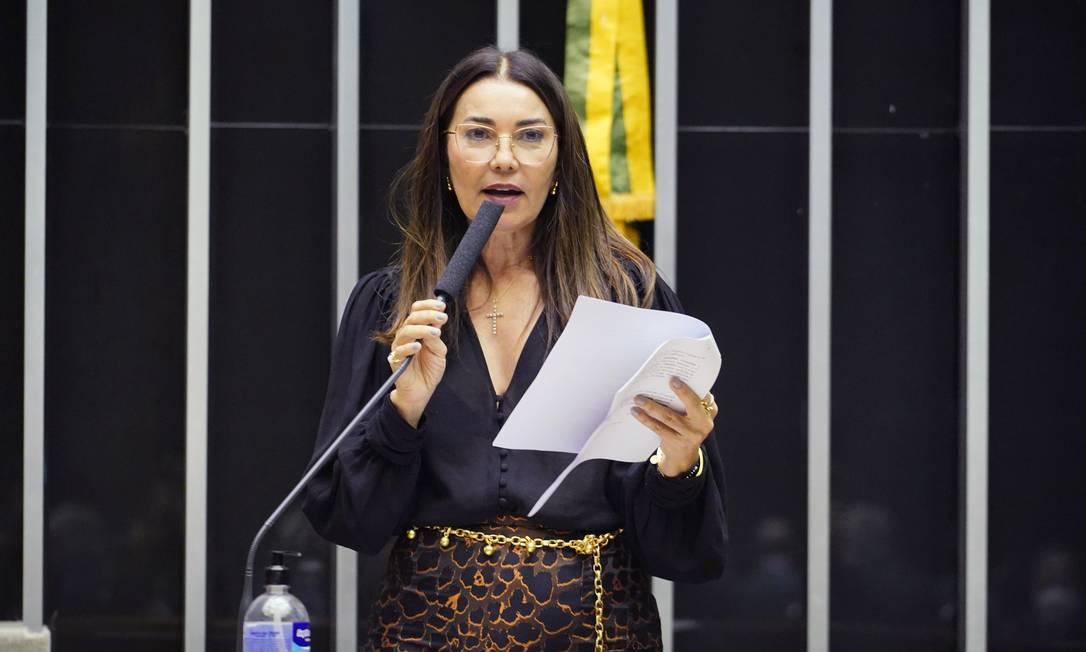 Relatora da nova Lei de Segurança Nacional, Margarete Coelho Foto: Pablo Valadares / Câmara dos Deputados