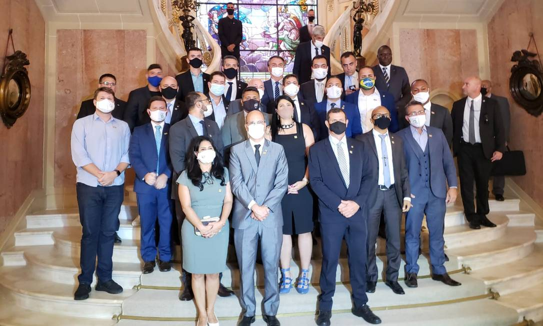 Encontro acontece no Palácio Laranjeiras Foto: Divulgação